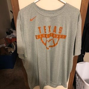 Texas Longhorn Nike Shirt 3XL
